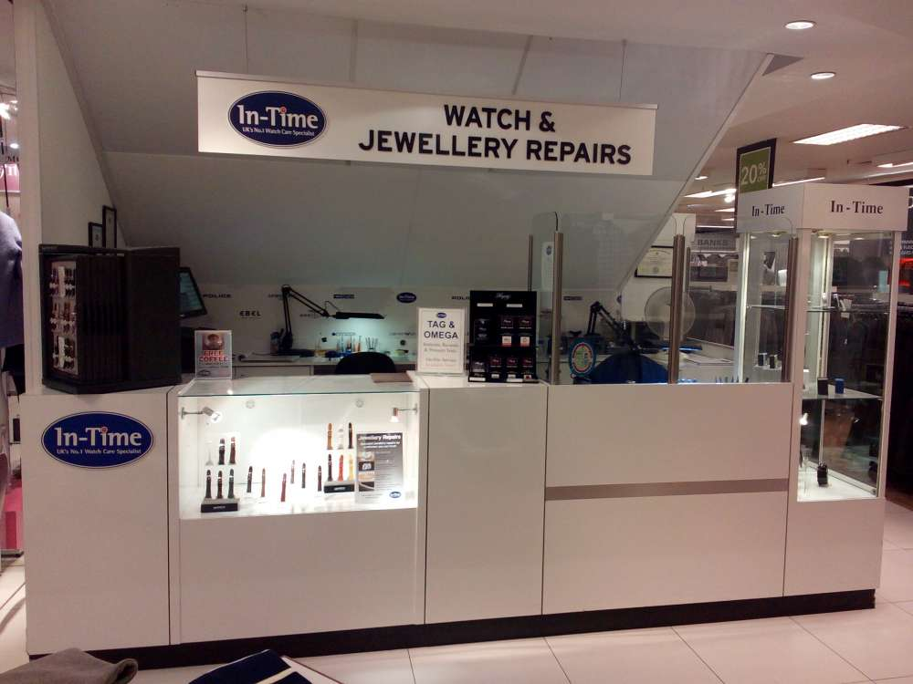 In Time Watch Repair Aberdeen